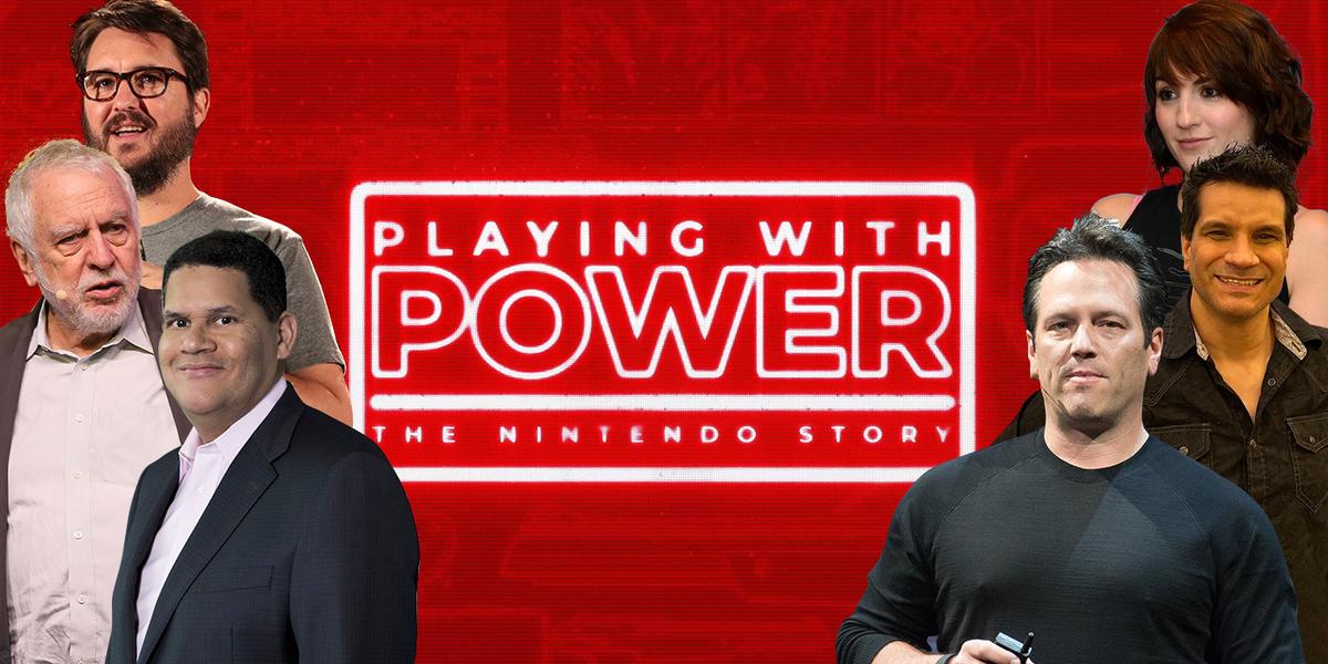 Trailer de Docuseries 'Playing With Power' nos lembra porque amamos (e ocasionalmente odiamos) a Nintendo