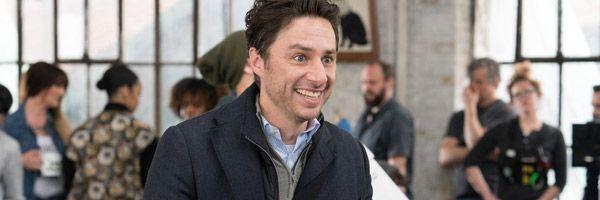 Zach Braff über 'Alex, Inc.', 'Scrubs' und 'Returning to Network TV'