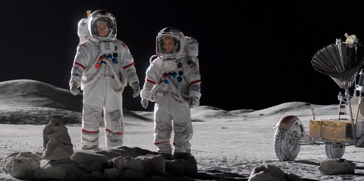 Joel Kinnaman در سریال 'For All Mankind' فصل 2 و یک داستان بسیار خنده دار درباره خطرات فیلمبرداری با غذا