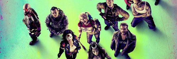 'Suicide Squad': The Gang's All Here in the Latest Teaser Poster