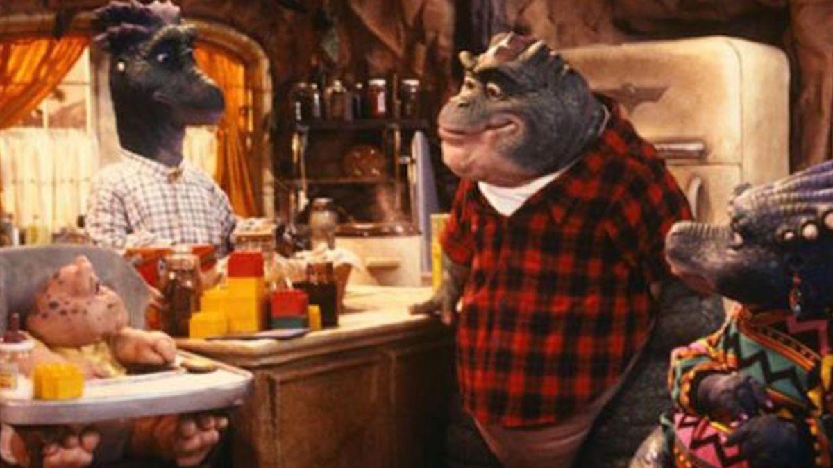 Exclusivo: 'Dinosaurs' de Jim Henson chegando à Disney + em janeiro
