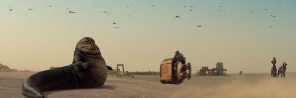 YouTube-Nutzer erstellt die George Lucas Special Edition STAR WARS: DER FORCE AWAKENS-Trailer