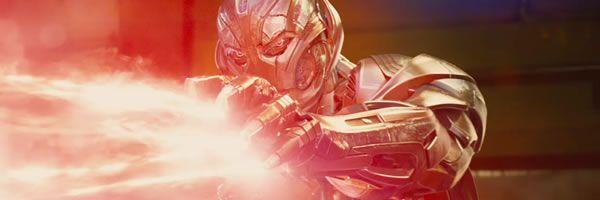 Avengers 2 Trailer Screngrabs piedāvā Ultron un Hulk