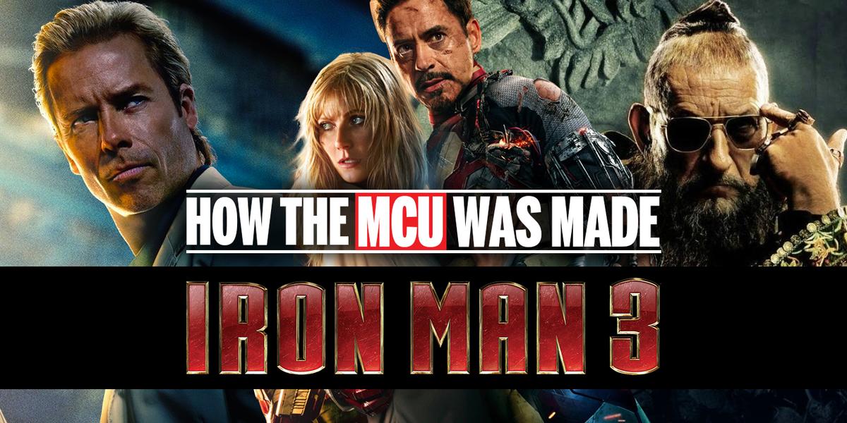 Hur MCU gjordes: 'Iron Man 3' och Crafting That Mandarian Twist
